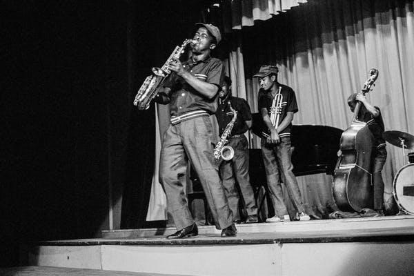 история джаза в Южной Африке